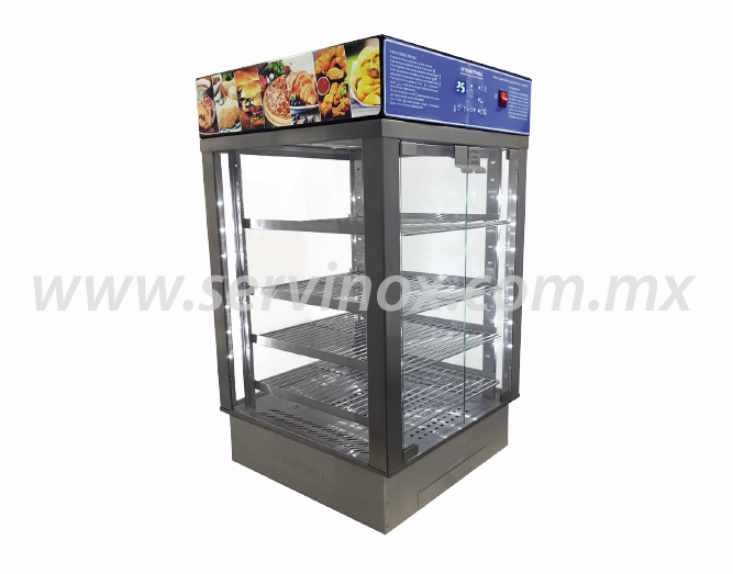Vitrina Caliente para Pizzas International VC1SM